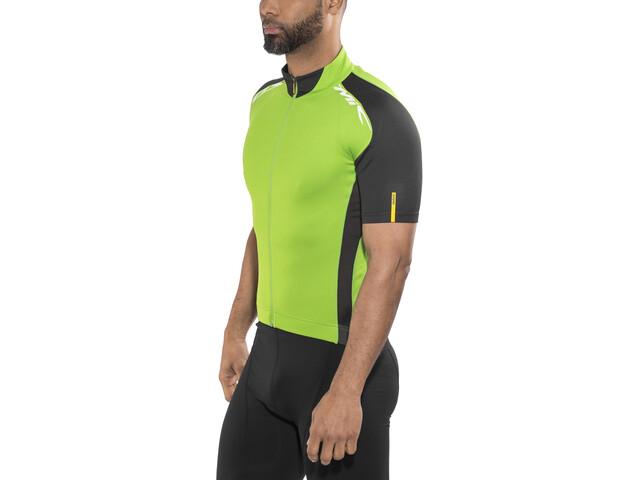 Mavic Cosmic Elite Jersey Men light green-x